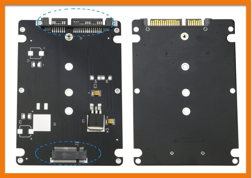 How to Upgrade Laptop HDD to NVMe M.2 SSD