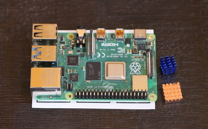 Raspberry Pi 4 Heatsink Placement & Installation Guide