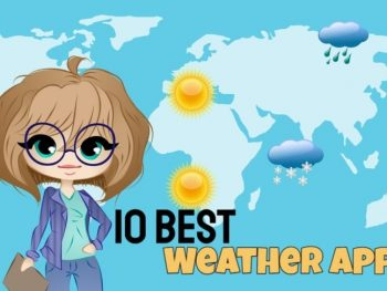10 Best Weather Apps for Android 2021